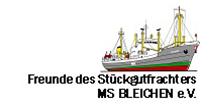 Freunde des Stückgutfrachters MS BLEICHEN e.V.